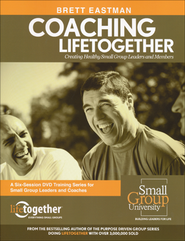 Coaching Lifetogether Supervisor's Handbook   -     By: Brett Eastman