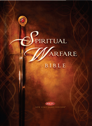 Spiritual Warfare Bible: New Kings James Version - eBook  -     By: Charisma House