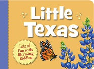 Little Texas  -     By: Carol Crane     Illustrated By: Mike Monroe