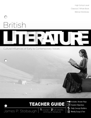 British Literature (Teacher's Edition) - eBook  -     By: James Stobaugh