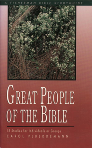 Great People of the Bible - eBook  -     By: Carol Plueddemann