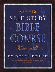 Self Study Bible Course   -     By: Derek Prince