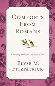 Comforts from Romans: Celebrating the Gospel One Day at a Time - eBook  -     By: Elyse M. Fitzpatrick