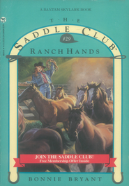Ranch Hands - eBook  -     By: Bonnie Bryant