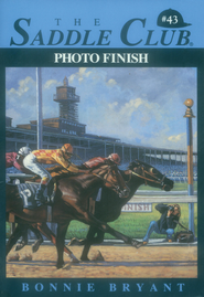 PHOTO FINISH - eBook  -     By: Bonnie Bryant
