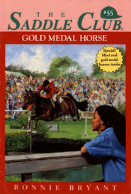 Gold Medal Horse - eBook  -     By: Bonnie Bryant