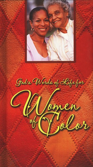 God's Words of Life for Women of Color - eBook  -