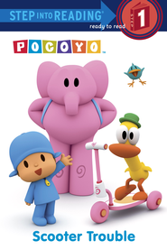 Scooter Trouble (Pocoyo) - eBook  -     By: Christy Webster