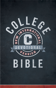 NIV College Devotional Bible / Special edition - eBook  -
