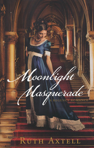 Moonlight Masquerade - eBook   -     By: Ruth Axtell