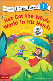 He's Got the Whole World in His Hands - eBook  -     By: Molly Idle