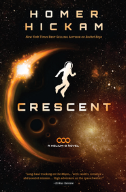 Crescent - eBook  -     By: Homer Hickam