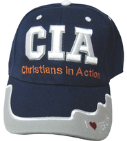 Christians In Action Cap  -