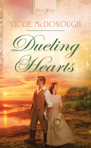 Dueling Hearts - eBook  -     By: Vickie McDonough