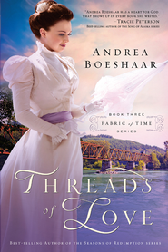 Threads of Love - eBook  -     By: Andrea Boeshaar