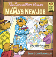 The Berenstain Bears and Mama's New Job - eBook  -     By: Stan Berenstain, Jan Berenstain     Illustrated By: Jan Berenstain