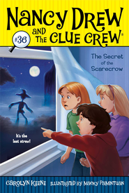 The Secret of the Scarecrow - eBook  -     By: Carolyn Keene     Illustrated By: Macky Pamintuan