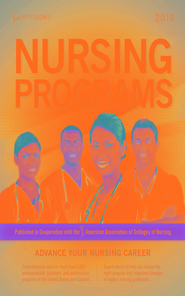 Nursing Programs 2014 - eBook  -     By: Peterson's