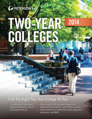Two-Year Colleges 2014 - eBook  -