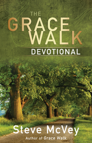 Grace Walk Devotional, The - eBook  -     By: Steve McVey