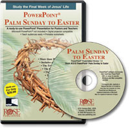 Palm Sunday to Easter - PowerPoint   [Download] -