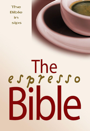 Espresso Bible: The Bible in Sips - eBook  -     By: David Winter