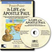 The Life of Apostle Paul - PowerPoint   [Download] -