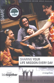 Sharing Your Life Mission Every Day - eBook  -     By: Brett Eastman, Karen Lee-Thorp