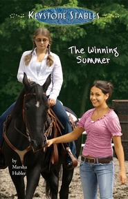 The Winning Summer - eBook  -     By: Marsha Hubler
