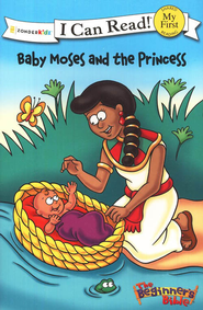 Baby Moses and the Princess - eBook  -     By: Mission City Press, Inc.     Illustrated By: Kelly Pulley