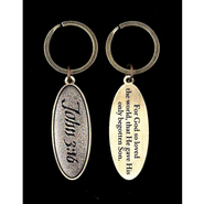 For God So Loved, John 3:16, Keyring  -
