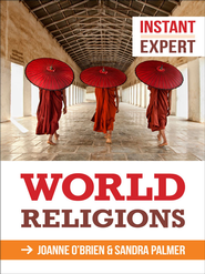 Instant Expert: World Religions - eBook  -     By: Joanne O'Brien