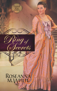 Ring of Secrets - eBook  -     By: Roseanna M. White