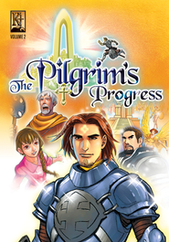 Pilgrim's Progress Vol. 2 - PDF Download  [Download] -     By: John Bunyan     Illustrated By: Creator Art Studio