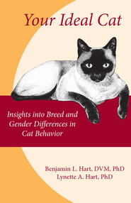 Your Ideal Cat: Insights into Breed and Gender Differences in Cat Behavior - eBook  -     By: Benjamin L. Hart, Lynette A. Hart
