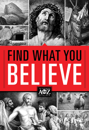 Find What You Believe - eBook  -     By: Thomas Nelson