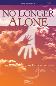 No Longer Alone, Pamphlet - eBook   -     By: Joni Eareckson Tada
