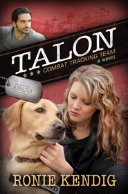 Talon, A Breed Apart Series #2 -eBook   -     By: Ronie Kendig
