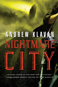 Nightmare City - eBook  -     By: Andrew Klavan