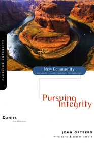 Daniel: Pursuing Integrity - eBook  -     By: John Ortberg, Kevin G. Harney, Sherry Harney