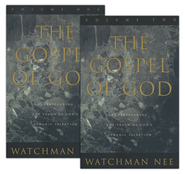 The Gospel of God, 2 Volumes   -     By: Watchman Nee
