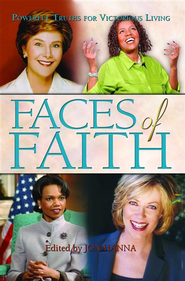 Faces of Faith - eBook  -     By: Jon Hanna