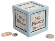 Little Miracle Bank, Blue  -