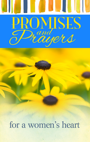 Promises and Prayers for a Woman's Heart - eBook  -