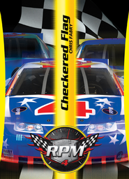 Checkered Flag - eBook  -     By: Chris Fabry
