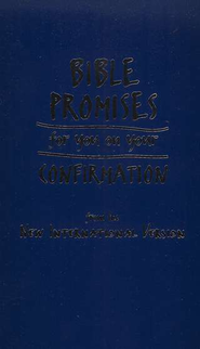 Bible Promises for You on Your Confirmation: from the New International Version - eBook  -