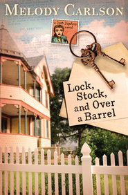 Lock, Stock, and Over a Barrel - eBook  -     By: Melody Carlson