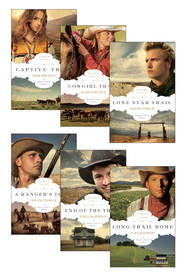 The Texas Trails Series: A Morgan Family Series / New edition - eBook  -     By: Vickie McDonough, Darlene Franklin & Susan Page Davis