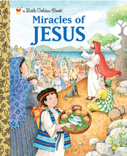 Miracles of Jesus - eBook  -     By: Jane Werner Watson