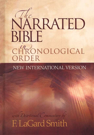 The NIV Narrated Bible  1984  -     By: F. LaGard Smith